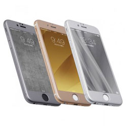 【68%OFF】【iPhone 6s対応】 W-FACE High Grade Glass & Aluminum Screen Protector for iPhone 6
