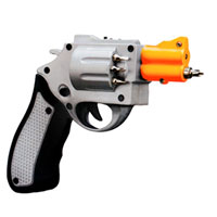 電動ドライバー GUN POWER SCREWDRIVER