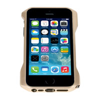 CLEAVE PREMIUM ALUMINUM BUMPER ZERO for iPhone 5/5s
