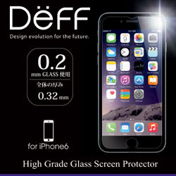High Grade Glass Screen Protector for iPhone 6