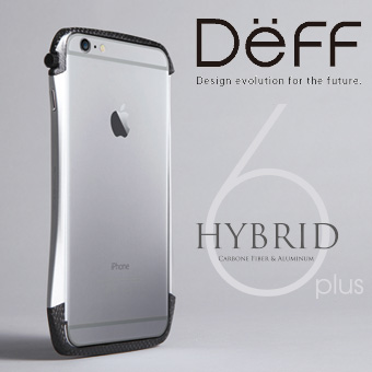 【32%OFF】【iPhone 6s Plue/6 Plus】CLEAVE Hybrid Bumper for iPhone 6s/6 Plus